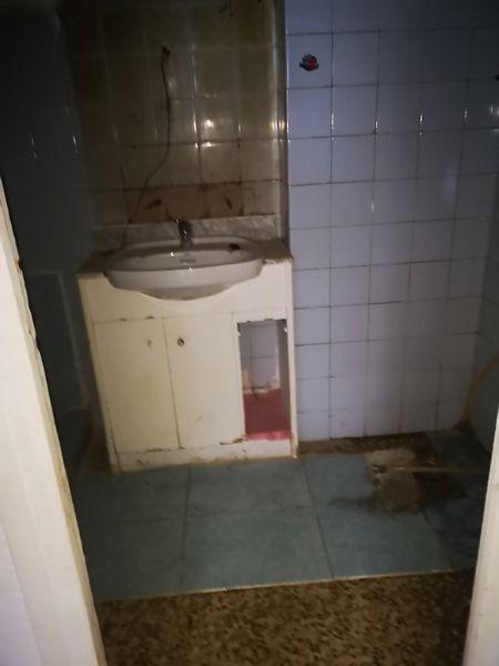 Piso en venta en Piso en Zaragoza, Zaragoza, 52.000 €, 3 habitaciones, 1 baño, 65 m2