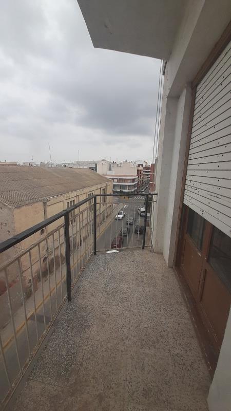 Piso en venta en Centro, Almoradí, Alicante, Avenida Manuel de Torres, 34.000 €, 3 habitaciones, 1 baño, 87 m2