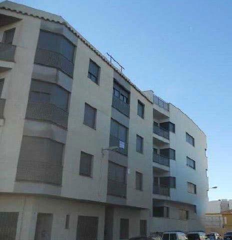 Piso en venta en El Grao, Moncofa, Castellón, Calle Castello, 61.100 €, 2 habitaciones, 1 baño, 95 m2
