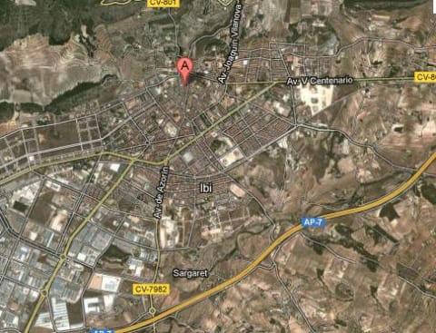 Piso en venta en Casco Urbano Ibi, Ibi, Alicante, Calle Conill, 59.611 €, 3 habitaciones, 4 baños, 103 m2