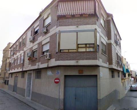 Piso en venta en Algaida, Archena, Murcia, Calle Comandante Sanchez Paredes, 52.869 €, 3 habitaciones, 6 baños, 107 m2
