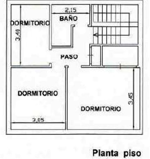 Casa en venta en Casa en Cartagena, Murcia, 81.700 €, 3 habitaciones, 1 baño, 114 m2, Garaje