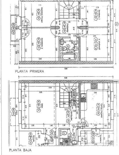 Casa en venta en Casa en Cacabelos, León, 38.500 €, 4 habitaciones, 2 baños, 102 m2