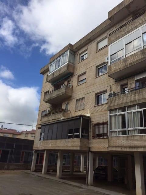 Piso en venta en Moctezuma, Cáceres, Cáceres, Avenida Antonio Hurtado, 107.188 €, 4 habitaciones, 2 baños, 107 m2