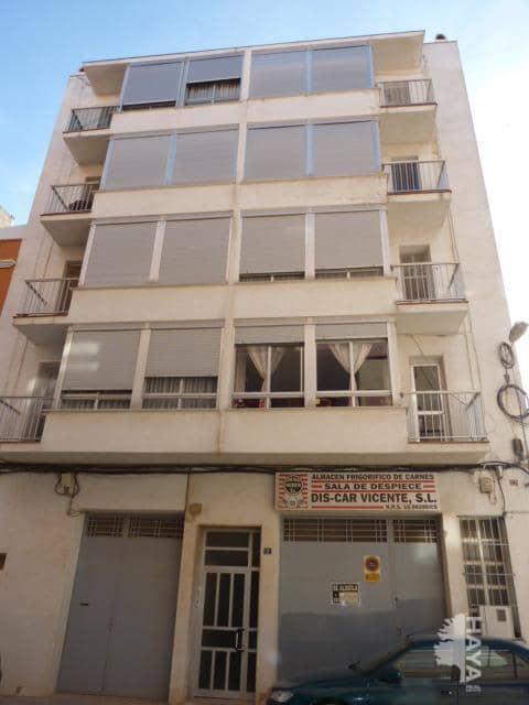 Piso en venta en Benicarló, Castellón, Calle Mariano Benlliure, 52.800 €, 3 habitaciones, 1 baño, 103 m2