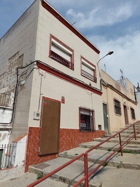 Casa en venta en El Portal, Jerez de la Frontera, Cádiz, Calle Dolores, 65.800 €, 3 habitaciones, 2 baños, 110 m2