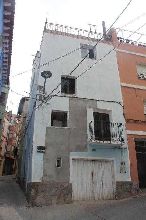 Piso en venta en Fraga, Huesca, Calle Santa Margarita, 38.000 €, 4 habitaciones, 2 baños, 173 m2