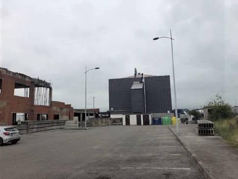 Industrial en venta en Santa Bárbara, Gijón, Asturias, Calle Roces - Alcampo, 713.000 €, 1478 m2