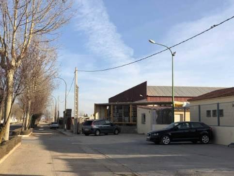 Industrial en venta en El Pedernoso, la Mesas, Cuenca, Calle Carretera Pedernoso, 228.000 €, 4490 m2