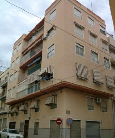 Piso en venta en Santa Pola, Alicante, Calle Francisco Martinez, 43.100 €, 3 habitaciones, 1 baño, 78 m2