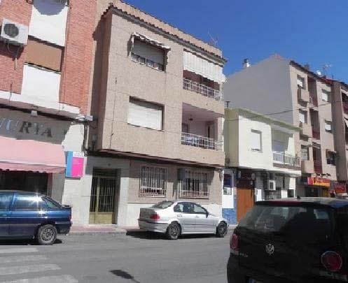 Piso en venta en Las Arboledas, Archena, Murcia, Calle Calvario, 54.200 €, 3 habitaciones, 1 baño, 131 m2