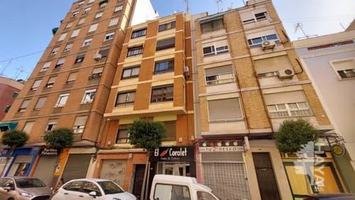 Piso en venta en Grupo la Paz, Castellón de la Plana/castelló de la Plana, Castellón, Calle Maestro Falla, 88.900 €, 3 habitaciones, 1 baño, 68 m2