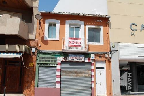 Piso en venta en Pamis, Ondara, Alicante, Plaza Pais Valencia, 49.000 €, 4 habitaciones, 1 baño, 119 m2