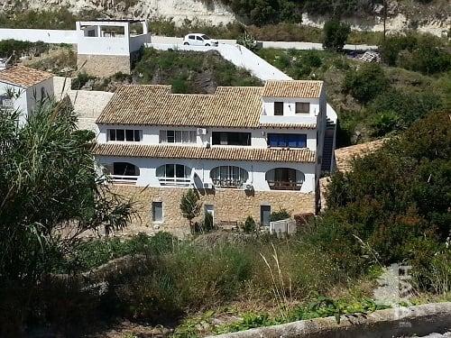 Casa en venta en Benissa, Alicante, Calle Llobarro-la Vinya, 72.800 €, 1 habitación, 1 baño, 56 m2