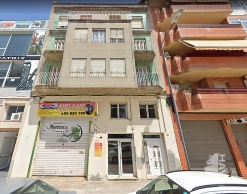 Piso en venta en Tortosa, Tarragona, Calle Rossello (de), 57.400 €, 4 habitaciones, 2 baños, 135 m2
