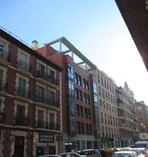 Parking en venta en Madrid, Madrid, Calle Garcia de Paredes, 49.500 €, 2466 m2