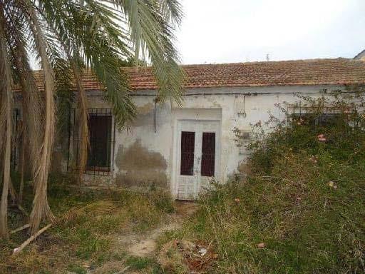 Casa en venta en Los Meroños, Torre-pacheco, Murcia, Calle Casas del Hondo, 72.500 €, 3 habitaciones, 1 baño, 221 m2