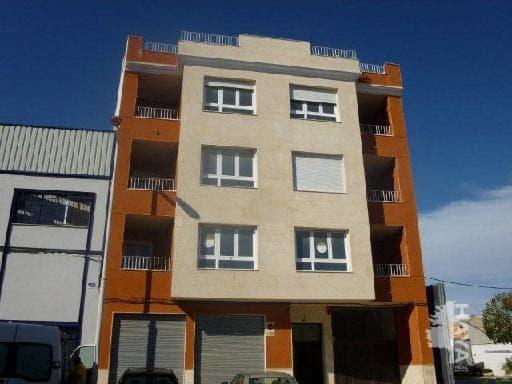 Piso en venta en Caudete, Albacete, Avenida Valencia, 65.000 €, 3 habitaciones, 2 baños, 114 m2