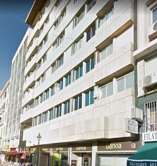 Oficina en venta en Canavall, Palma de Mallorca, Baleares, Calle Caputxins, 4.018.528 €, 1549 m2