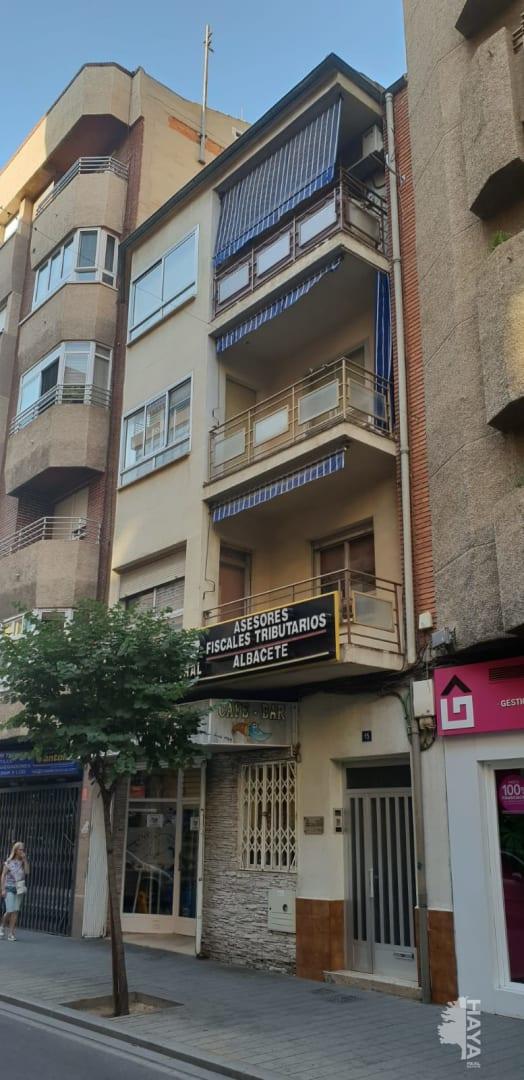 Piso en venta en Feria, Albacete, Albacete, Calle Pedro Martinez Gutierrez, 77.600 €, 3 habitaciones, 2 baños, 111 m2