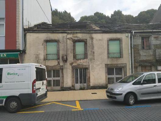 Piso en venta en Piso en As Pontes de García Rodríguez, A Coruña, 69.000 €, 188 m2
