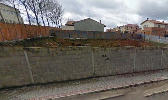 Suelo en venta en Olmedo, Valladolid, Calle Lope de Vega, 219.500 €, 842 m2