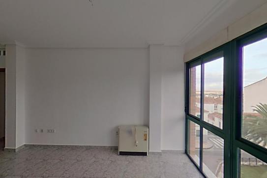Piso en venta en Peña Redonda, Cáceres, Cáceres, Plaza Antonio Canales, 87.240 €, 2 habitaciones, 1 baño, 71 m2