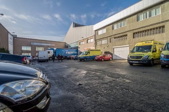 Industrial en venta en Agrela, A Coruña, A Coruña, Calle Gambrinus, 2.063.100 €, 3216 m2