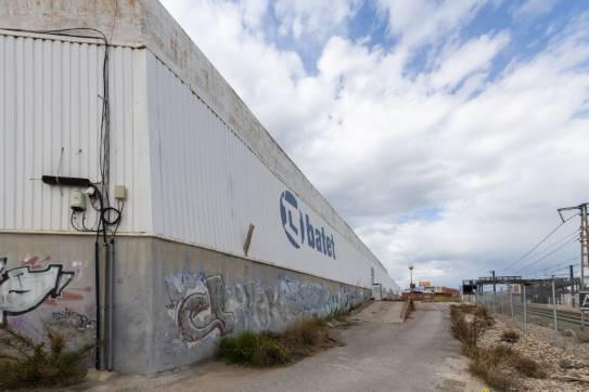 Industrial en venta en Grupo Pío Xii, Almazora/almassora, Castellón, Carretera Nacional, 850.000 €, 4490 m2