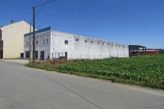 Industrial en venta en O Pino, A Coruña, Paseo Fontela, 275.000 €, 1065 m2