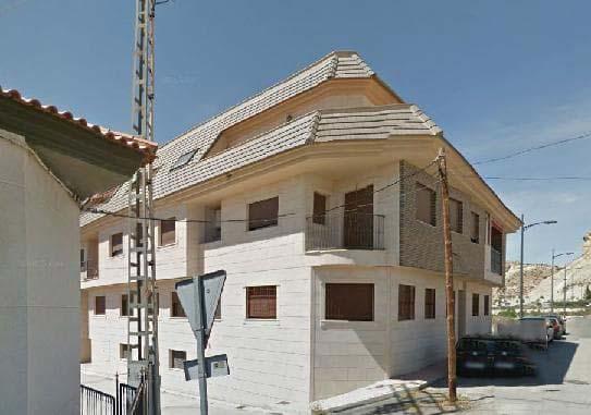Piso en venta en Algaida, Archena, Murcia, Calle Ciudad de Mexico, 53.800 €, 2 habitaciones, 1 baño, 69 m2