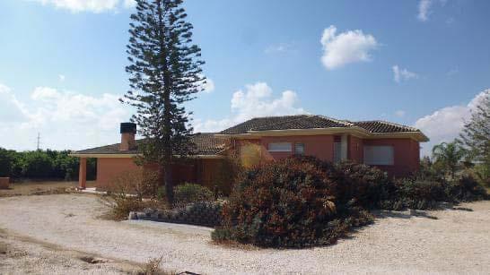 Casa en venta en Urbanización Buenos Aires, Elche/elx, Alicante, Calle Partida Jubalcoy, 366.500 €, 7 habitaciones, 6 baños, 368 m2