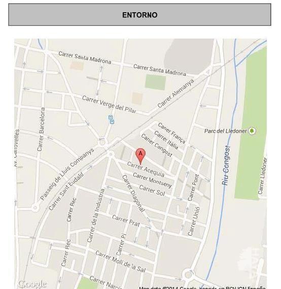 Piso en venta en Piso en Canovelles, Barcelona, 55.500 €, 3 habitaciones, 1 baño, 82 m2