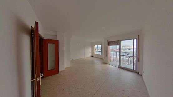 Piso en venta en San García, Algeciras, Cádiz, Avenida Virgen del Carmen, 97.920 €, 1 habitación, 1 baño, 117 m2
