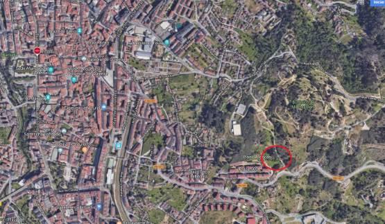 Suelo en venta en Ourense, Ourense, Urbanización Berrocanes.area de Reparto, 657.000 €, 1926 m2
