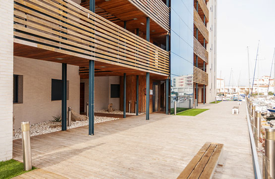 Piso en venta en Piso en Roses, Girona, 190.350 €, 2 habitaciones, 1 baño, 95 m2