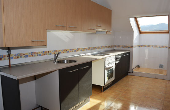 Piso en venta en Piso en Langreo, Asturias, 83.350 €, 2 baños, 126 m2, Garaje