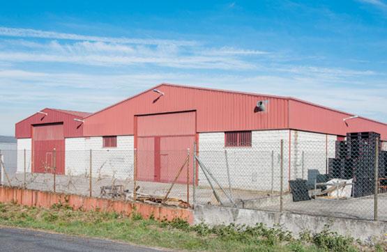 Industrial en venta en Reboredo, San Cibrao Das Viñas, Ourense, Calle Numero 9, 400.000 €, 1905 m2