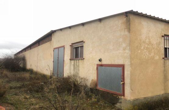 Industrial en venta en Quintanilla de Urz, Quintanilla de Urz, Zamora, Calle Cañuto, 18.720 €, 404 m2