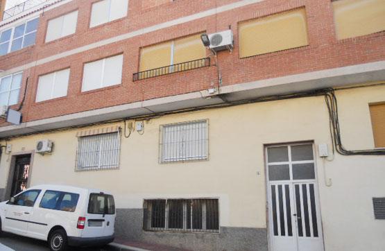 Piso en venta en Archena, Murcia, Calle Miguel de Cervantes, 46.350 €, 3 habitaciones, 1 baño, 101 m2