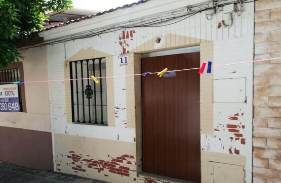 Casa en venta en Distrito Sur, Córdoba, Córdoba, Calle Motamid, 18.360 €, 2 habitaciones, 1 baño, 61 m2