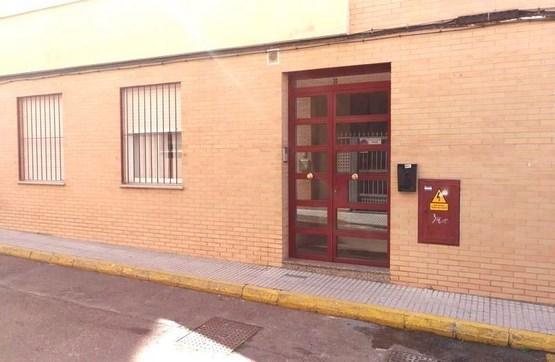Piso en venta en Pardaleras, Badajoz, Badajoz, Calle Bailen, 95.013 €, 2 habitaciones, 1 baño, 87 m2