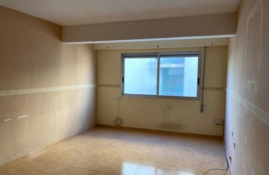 Piso en venta en Piso en Gandia, Valencia, 58.800 €, 3 habitaciones, 1 baño, 83 m2