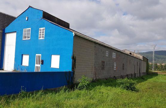 Industrial en venta en Santa Cruz, Padrón, A Coruña, Paseo Lugar Lestido, 109.000 €, 782 m2