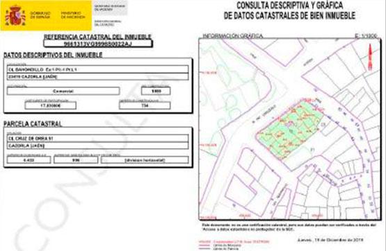 Local en venta en Chilluévar, Cazorla, Jaén, Avenida Rio Cerezuelo, 372.000 €, 697 m2