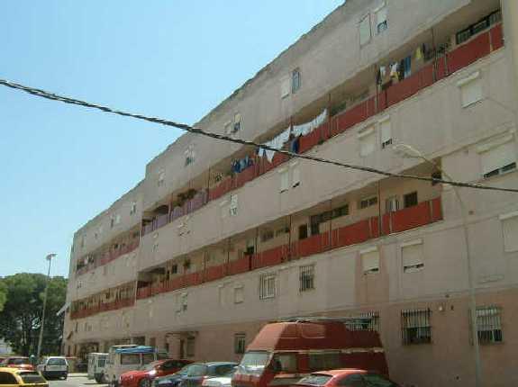 Piso en venta en Piso en Jerez de la Frontera, Cádiz, 23.400 €, 2 habitaciones, 1 baño, 45 m2