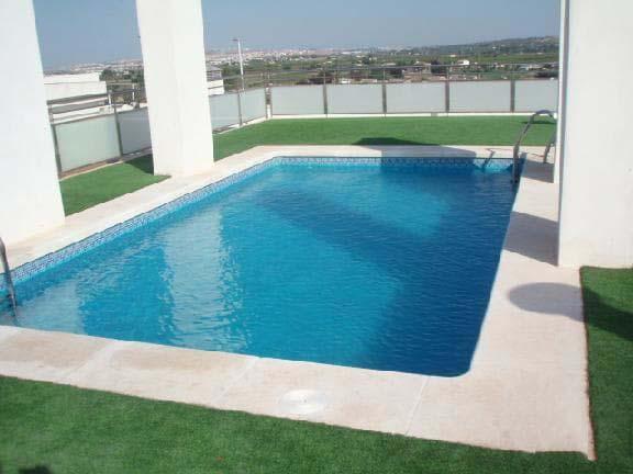 Piso en venta en Piso en Almoradí, Alicante, 62.000 €, 2 baños, 120 m2