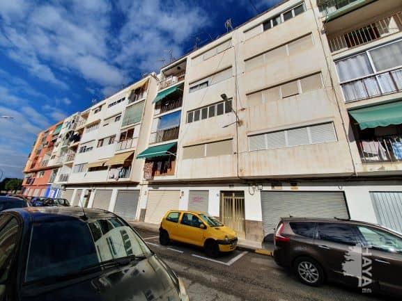 Piso en venta en Piso en la Villajoyosa/vila, Alicante, 61.000 €, 3 habitaciones, 1 baño, 69 m2