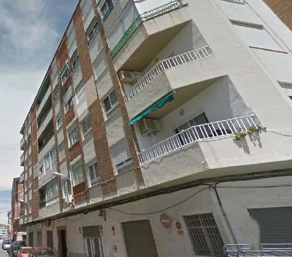 Piso en venta en Petrer, Alicante, Calle Elx, 75.200 €, 4 habitaciones, 2 baños, 122 m2