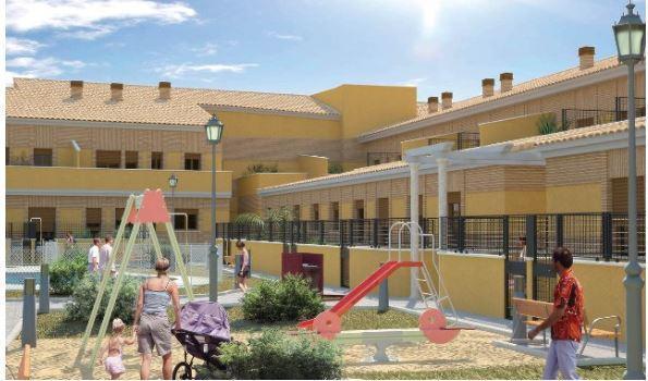 Piso en venta en Piso en Poblete, Ciudad Real, 81.200 €, 115 m2